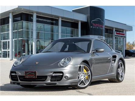 2008 Porsche 911 Turbo (Stk: 21HMS204) in Mississauga - Image 1 of 27