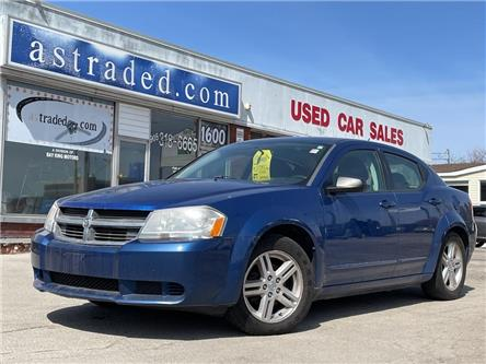 2009 Dodge Avenger SXT (Stk: 46699795A) in Hamilton - Image 1 of 17