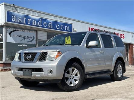 2005 Nissan Pathfinder LE (Stk: 7217A) in Hamilton - Image 1 of 20