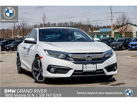 2016 Honda Civic Touring (Stk: T10958A) in Kitchener - Image 1 of 26