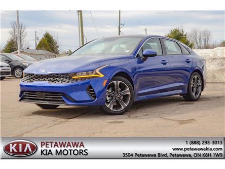 2021 Kia K5 EX (Stk: 21031) in Petawawa - Image 1 of 30