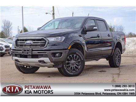 2019 Ford Ranger Lariat (Stk: P0082) in Petawawa - Image 1 of 30