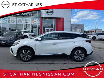 2019 Nissan Murano SL (Stk: P2866) in St. Catharines - Image 1 of 29