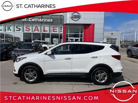2018 Hyundai Santa Fe Sport 2.4 Premium (Stk: RG21073A) in St. Catharines - Image 1 of 23