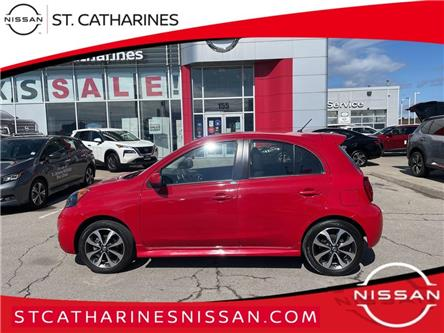 2018 Nissan Micra SR (Stk: P2922) in St. Catharines - Image 1 of 21
