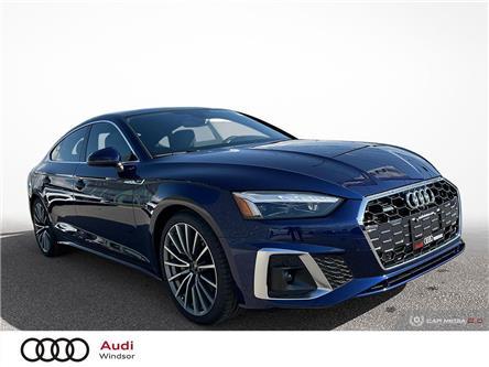 2021 Audi A5 2.0T Technik (Stk: 21109) in Windsor - Image 1 of 30