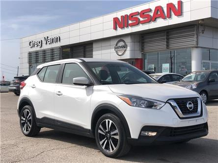 2018 Nissan Kicks SV (Stk: W0421A) in Cambridge - Image 1 of 27