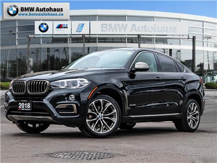 2018 BMW X6 xDrive35i (Stk: P10192) in Thornhill - Image 1 of 30