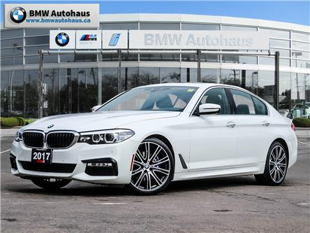 2017 BMW 530i xDrive (Stk: P10248) in Thornhill - Image 1 of 34