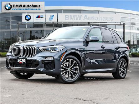2020 BMW X5 xDrive40i (Stk: P10268) in Thornhill - Image 1 of 30