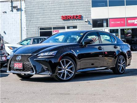 2017 Lexus GS 350 Base (Stk: P624) in Toronto - Image 1 of 30