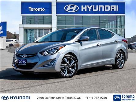 2015 Hyundai Elantra GLS (Stk: U07069) in Toronto - Image 1 of 30