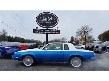 1982 Oldsmobile Cutlass Supreme Brougham (Stk: c2396650) in Rockland - Image 1 of 13