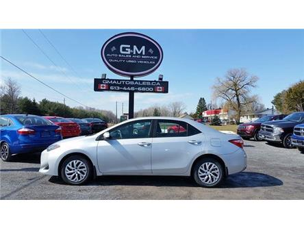 2019 Toyota Corolla LE (Stk: KC157976) in Rockland - Image 1 of 12