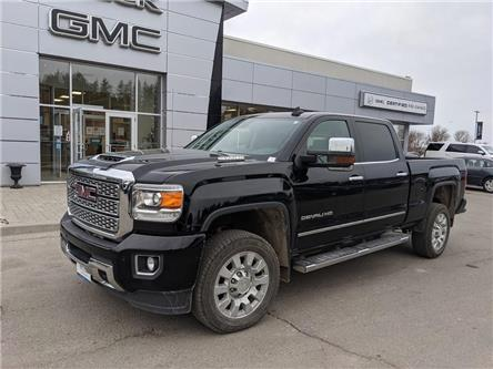 2019 GMC Sierra 2500HD Denali (Stk: 21421A) in Orangeville - Image 1 of 17