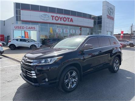 2017 Toyota Highlander Limited (Stk: U3589) in Niagara Falls - Image 1 of 28