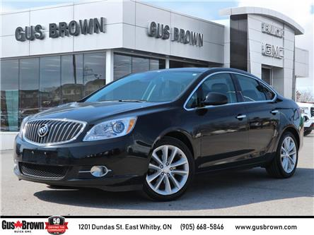 2017 Buick Verano Leather (Stk: 4105764T) in WHITBY - Image 1 of 30