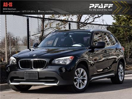 2012 BMW X1 xDrive28i (Stk: 40082A) in Markham - Image 1 of 9