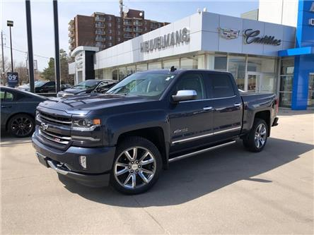 2018 Chevrolet Silverado 1500  (Stk: 21034A) in Chatham - Image 1 of 18