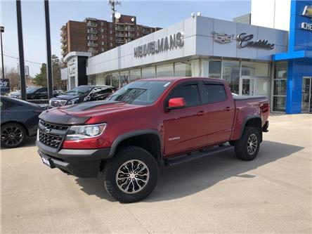 2018 Chevrolet Colorado ZR2 (Stk: TM285A) in Chatham - Image 1 of 20