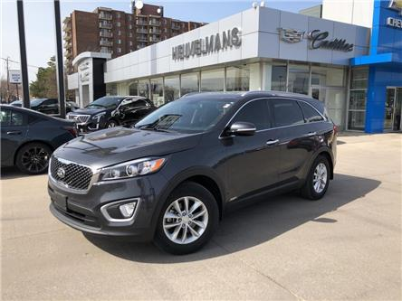 2018 Kia Sorento 2.4L LX (Stk: 21013AA) in Chatham - Image 1 of 20