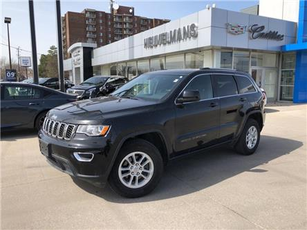 2020 Jeep Grand Cherokee Laredo (Stk: 21042A) in Chatham - Image 1 of 17