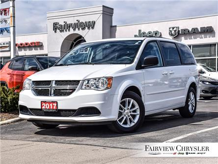 2017 Dodge Grand Caravan CVP/SXT (Stk: U18347) in Burlington - Image 1 of 29