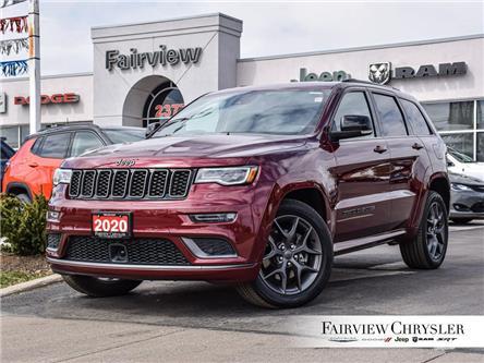 2020 Jeep Grand Cherokee Limited (Stk: U18429) in Burlington - Image 1 of 30