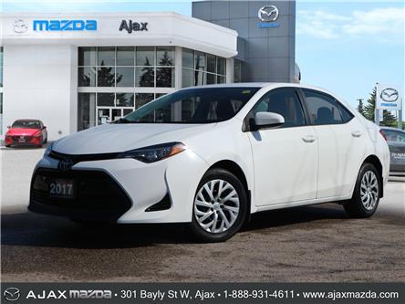 2017 Toyota Corolla  (Stk: 21-1407TA) in Ajax - Image 1 of 28