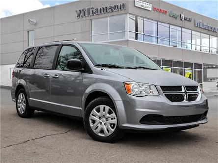 2020 Dodge Grand Caravan SE (Stk: 8031) in Lindsay - Image 1 of 22