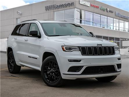 2021 Jeep Grand Cherokee Limited (Stk: 069-21) in Lindsay - Image 1 of 29