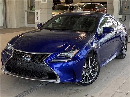 2017 Lexus RC 350 Base (Stk: PL21030) in Kingston - Image 1 of 30