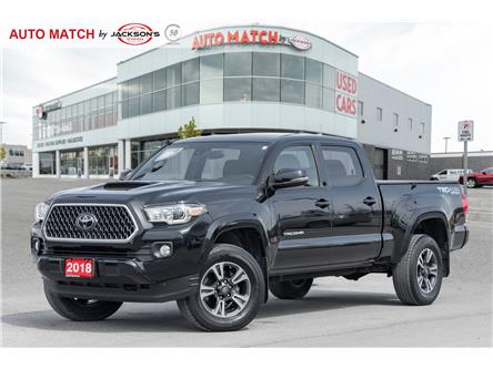 2018 Toyota Tacoma SR5 (Stk: U6313A) in Barrie - Image 1 of 21