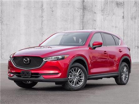 2021 Mazda CX-5 GX (Stk: D108127) in Dartmouth - Image 1 of 23