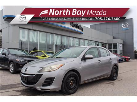 2010 Mazda Mazda3 GX (Stk: 21121C) in North Bay - Image 1 of 20
