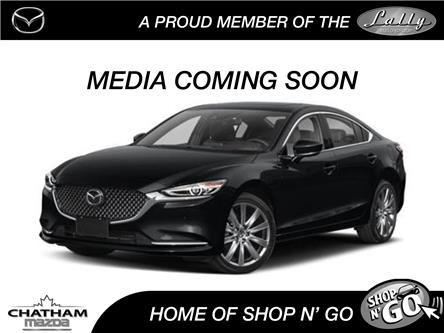 2021 Mazda MAZDA6 GT (Stk: NM3460) in Chatham - Image 1 of 10