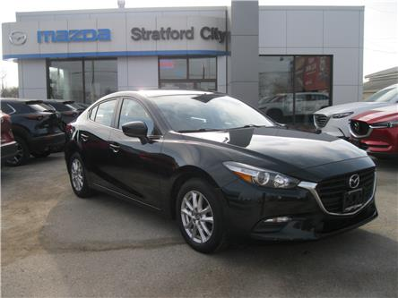 2018 Mazda Mazda3 GS (Stk: 00623) in Stratford - Image 1 of 25