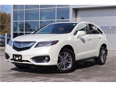 2017 Acura RDX Elite (Stk: P19513) in Ottawa - Image 1 of 10