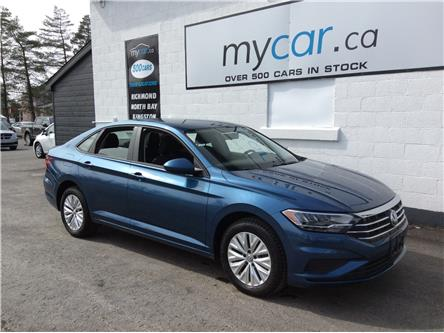 2019 Volkswagen Jetta 1.4 TSI Comfortline (Stk: 210218) in North Bay - Image 1 of 21