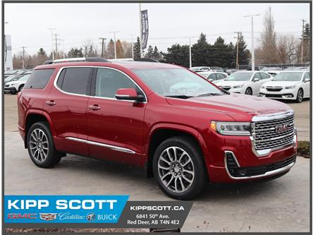 2021 GMC Acadia Denali (Stk: 73562) in Red Deer - Image 1 of 36