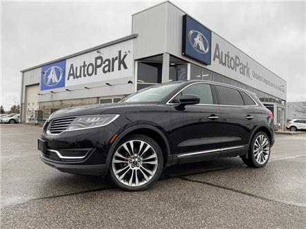 2016 Lincoln MKX Reserve (Stk: 16-21071JB) in Barrie - Image 1 of 28