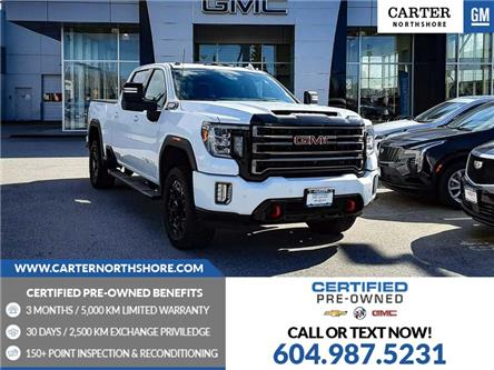 2020 GMC Sierra 3500HD AT4 (Stk: 975250) in North Vancouver - Image 1 of 29