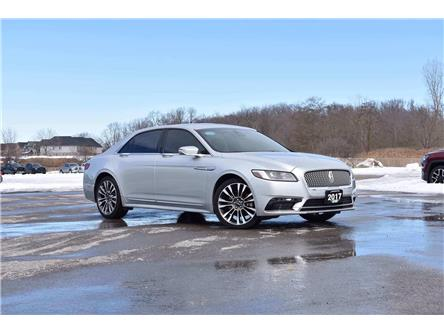 2017 Lincoln Continental Select (Stk: U9574) in London - Image 1 of 21