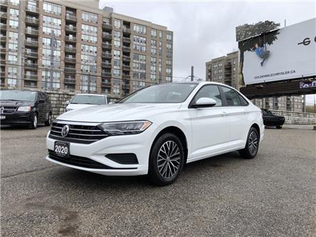 2020 Volkswagen Jetta Highline (Stk: P5244) in North York - Image 1 of 30