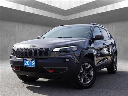 2019 Jeep Cherokee Trailhawk (Stk: 9717A) in Penticton - Image 1 of 21