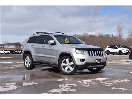 2011 Jeep Grand Cherokee Overland (Stk: 20842E) in London - Image 1 of 24