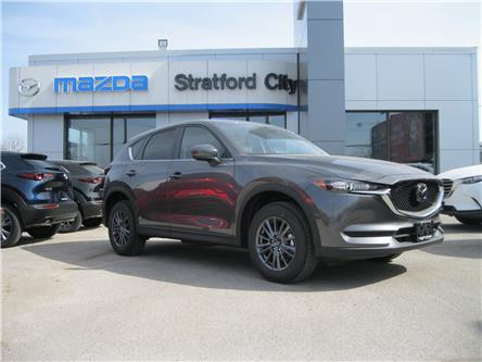 2021 Mazda CX-5 GS (Stk: 21071) in Stratford - Image 1 of 13