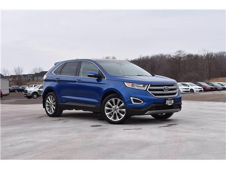 2018 Ford Edge Titanium (Stk: U9588) in London - Image 1 of 23