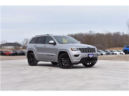 2019 Jeep Grand Cherokee Laredo (Stk: 21289A) in London - Image 1 of 21