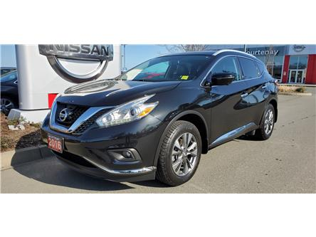 2016 Nissan Murano SL (Stk: MUR2013A) in Courtenay - Image 1 of 9